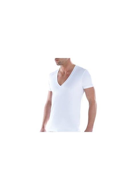 Blackspade Erkek T-Shirt Beyaz